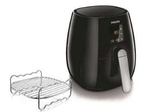 Digital Home Hot Air Fryer For Low Fat Meals