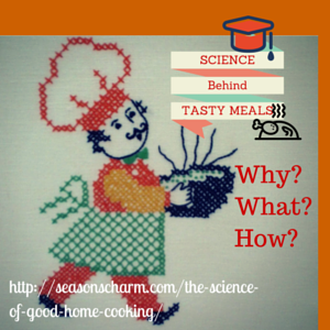 Science Behind Tasty Meals