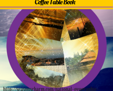 Beautiful Dawn To Dark Photographs Coffee Table Book