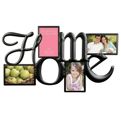 Burnes of Boston Home 4 Opening Wall Collage