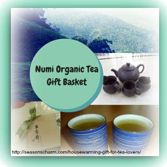 Numi Organic Tea Gift