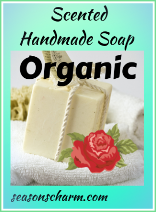 Scented Organic Handmade Soap Gift Sets