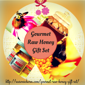 Gourmet Raw Honey Gift Set