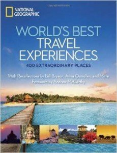 Hardcover Coffee Table Book On Travel 400 Extraordinary Places