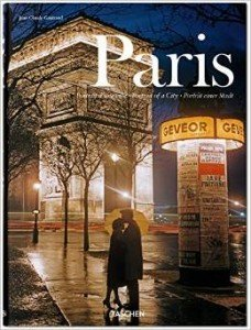 Hardcover Coffee Table Book On Travel Paris Portrait Of A City