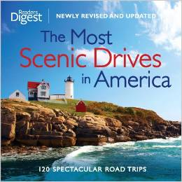 Hardcover Photography Coffee Table Book On Scenic Drives In America