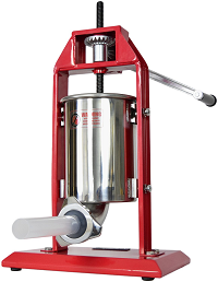 New VIVO Sausage Stuffer Vertical Stainless Steel 3L-7LB 5-7 Pound Sausage Stuffer Meat Filler
