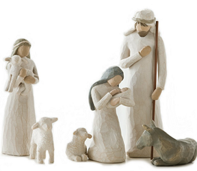 Willow Tree 6 Piece Nativity Set Gift Idea