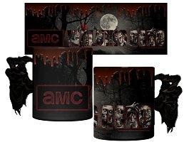 Walking Dead Zombie Walker Hand Mug