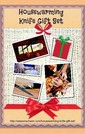 Housewarming Knife Gift Set Rada Cutlery Knives