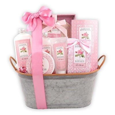 Rose Spa Gift Set