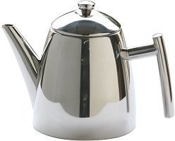Frieling 18/10 Stainless Steel Primo Teapot with Infuser
