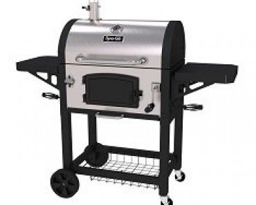 Dyna-Glo Heavy Duty Stainless Charcoal Grill