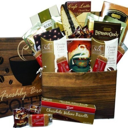 Gift Baskets Coffee Lovers Care package Gift Box