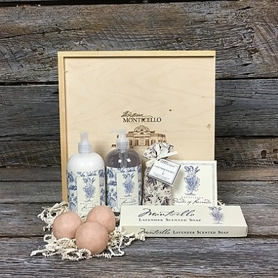 Monticello Lavender Gifts Box