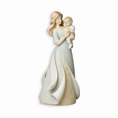 Mother and Baby Adoption Figurine