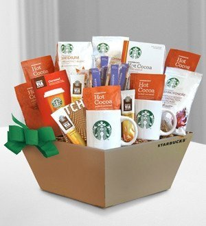 Starbucks Coffee, Cocoa & Chocolate to Shares Gift Box