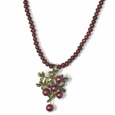 cranberry-freshwater-pearl-necklace