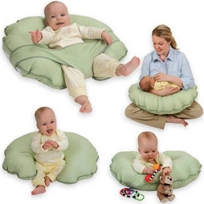 Leachco - Cuddle-U Basic Nursing Pillow