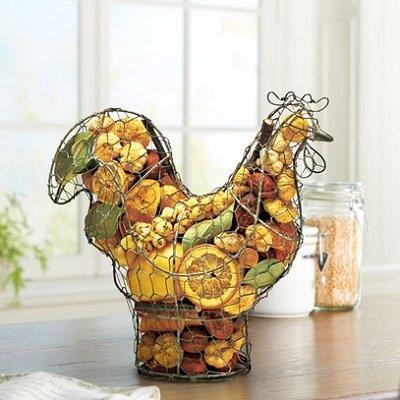 Lemon Potpourri Rooster