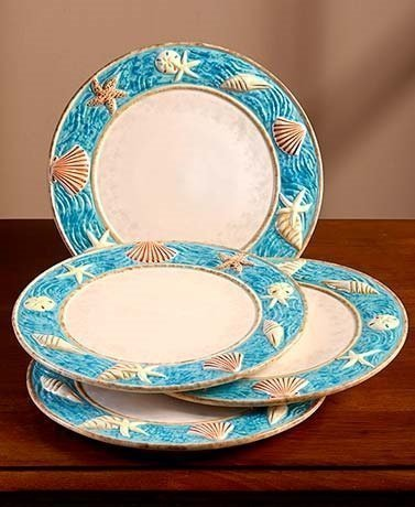 Coastal Cottage Dinnerware
