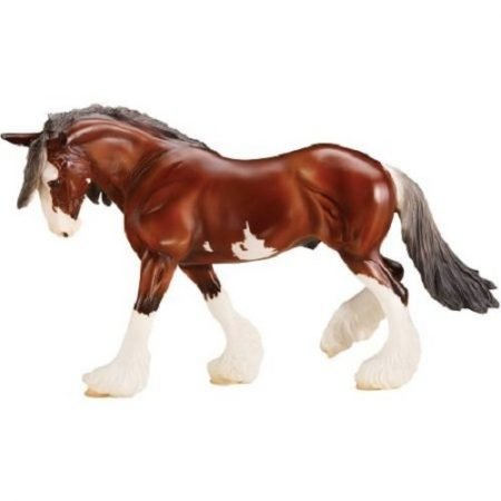 BREYER Traditional Series Clydesdale Stallion SBH Phoenix Horse