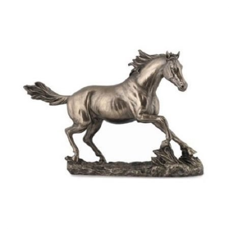 Cantering Horse Figurine