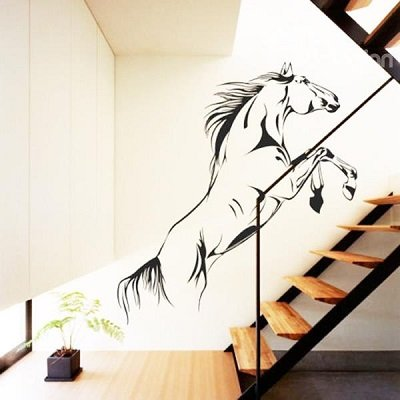 Galloping Horse Wall Sticker