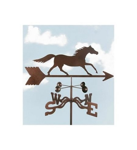Running Horse Garden Vane