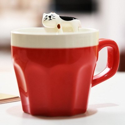 300ML Cat Ceramic Mug