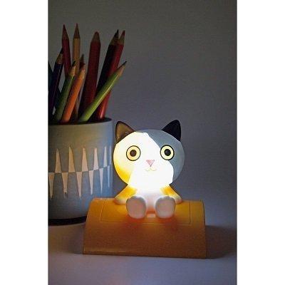 Cat Tap-On Night Light