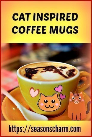 Coffee Mug Gifts For Cat Lovers