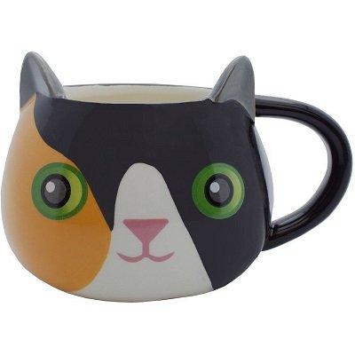 Fine Feline Mug - Tabby Cat Mug