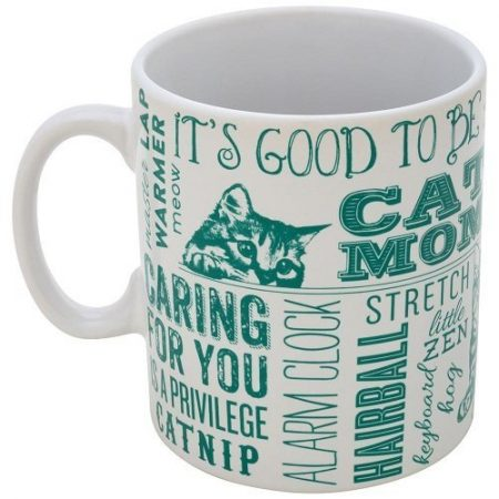 I Am a Cat Mom Mug