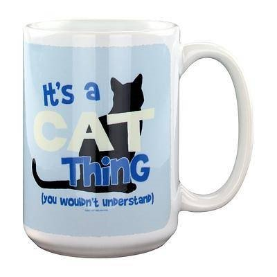 It Is A Cat Thing Coffee Mug