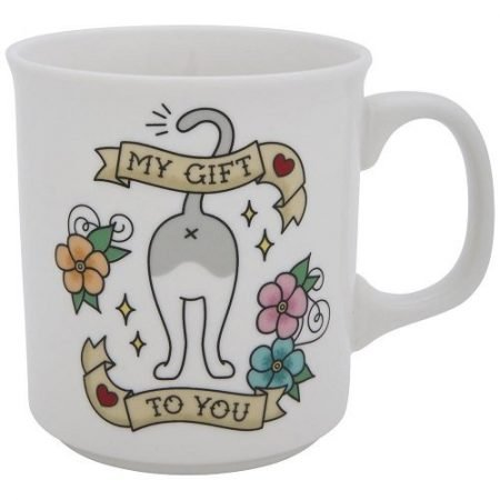 My Gift Cat Mug
