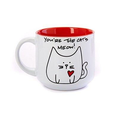 The Cat's Meow Cat Mug