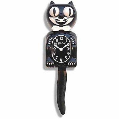 The Original Kit Cat Klock - White Lady Kit-Cat Clock