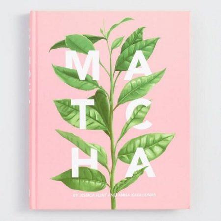 Matcha Tea Recipe Book