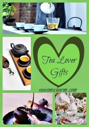 Gifts For Tea Lovers - Unique And Useful Tea Gifts