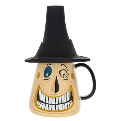 Disney Parks Nightmare Before Christmas Mayor of Halloween Town Coffee Mug