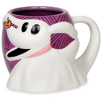 Disney Zero Figural Mug The Nightmare Before Christmas Ceramic Coffee Mug
