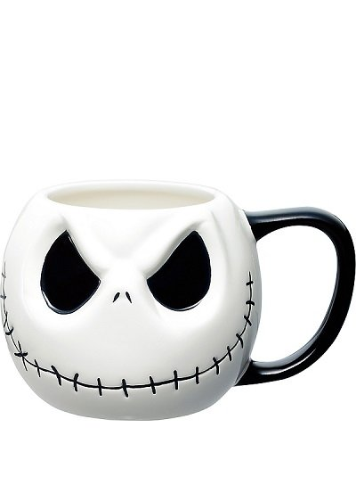 Jack Skellington Mug Nightmare Before Christmas