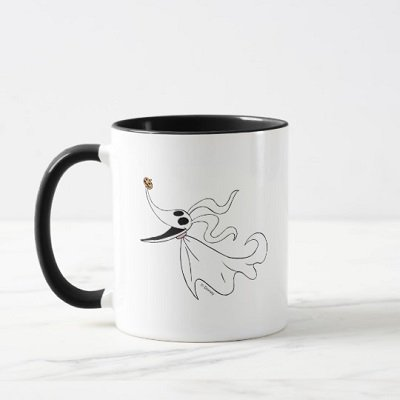 Nightmare Before Christmas Zero Mug