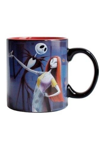 Nightmare Before Christmas 20 oz Jumbo Ceramic mug