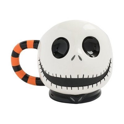 Nightmare Before Christmas Sculpted Ceramic Mug