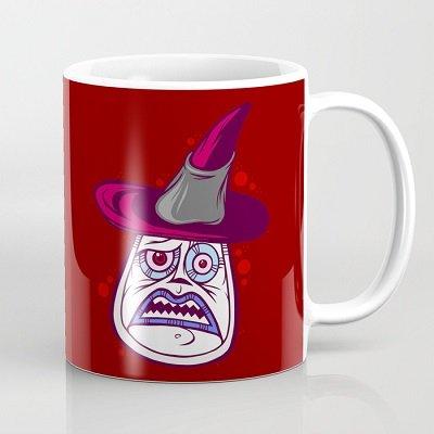 Worried Mayor Coffee Mug